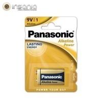 Pilha Panasonic 9V (Pack 1)