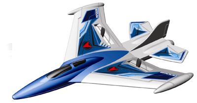 X-Twin R/C Jet