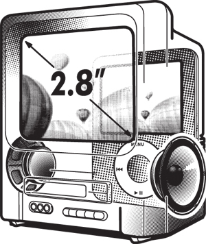 Nano 3G TV