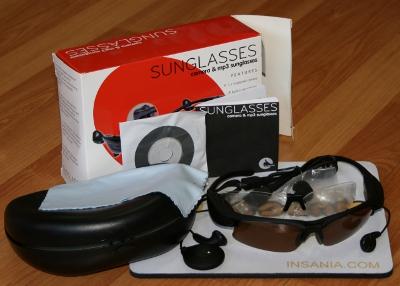 487358ec0e Gafas de Sol MP3 y Cámara - Envío gratuito e Entregas rápidas