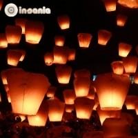 Balão Voador Chinês (Pack 10)