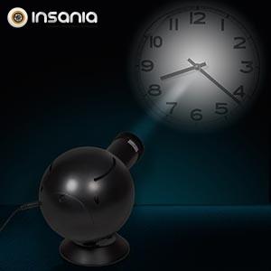 Reloj Analógico de Proyección