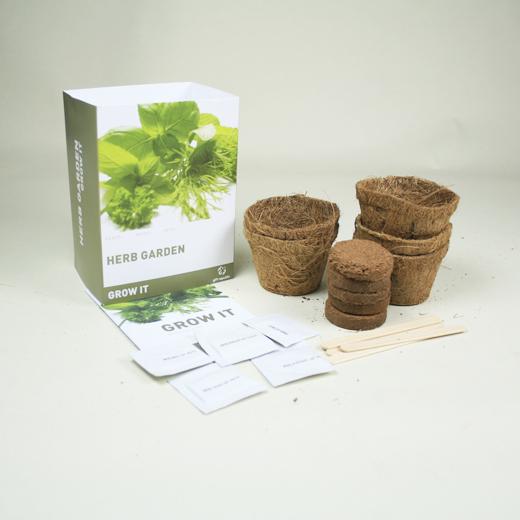 Grow It: Hierbas Aromáticas