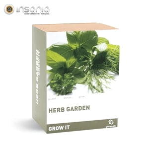 Grow It: Hierbas Aromáticas