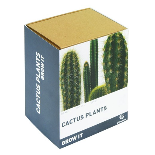 Grow It: Cacto
