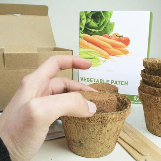 Grow It: Mistura de Legumes