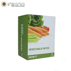 Grow It: Mezcla de Verduras