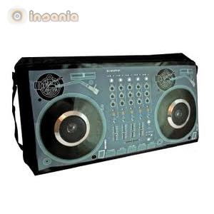Bolso Boombox c/Altavoces