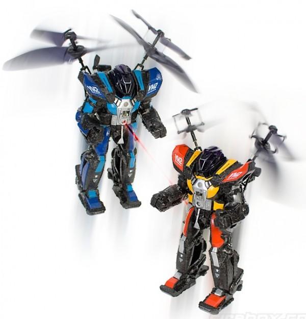 Skybot Attack 2 canais