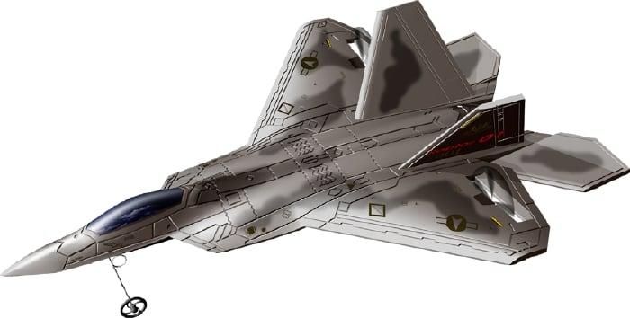 X-Twin F22 2 canais