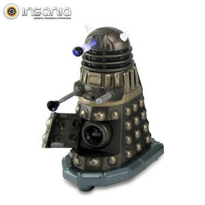 Dr. Who Dalek USB Webcam & Microfone