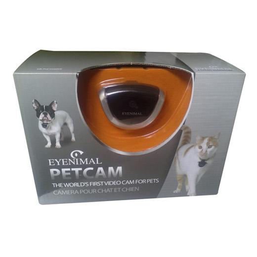 Mini Câmara Pet