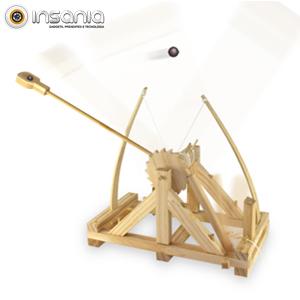 Catapulta Da Vinci