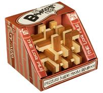 Puzzle Log Pile