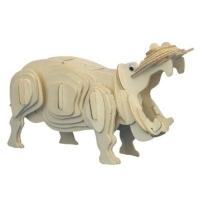 Kit Construção Hipopótamo