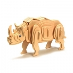 Kit Construcción Rinoceronte