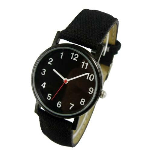 Reloj de Pulsera al Revés