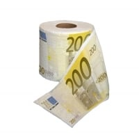 Papel Higiénico Billetes 200 €
