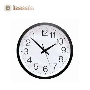e75fab66b24 Relógio de Parede ao Contrário - Entregas em 24 horas - Insania