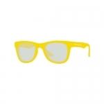 Óculos 3D Mama Mia Junior Amarelo