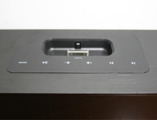 Estación para iPod y iPhone
