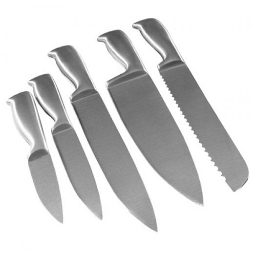 Conjunto de Cuchillos Vudú