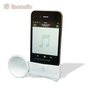 Corneta para iPhone 4