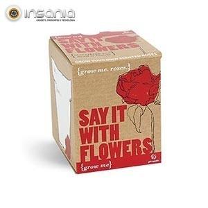Hazme Crecer: Dígalo con Flores