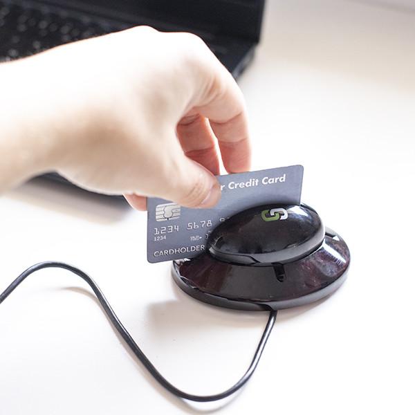 Lector de Tarjetas de Crédito SmartSwipe