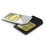 Recuperador de Datos de Tarjeta SIM + Adaptador MicroSIM