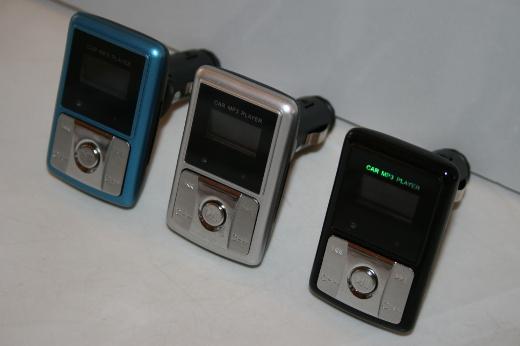 Leitor MP3 Carro