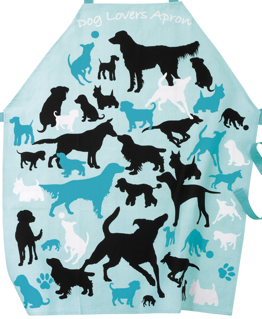 Avental Amante de Cães