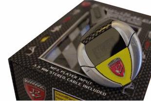 SoundRacer Rugir de Ferrari V12