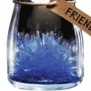 Jardim de Cristais Azul - Amizade