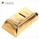 Mealheiro Cerâmica Lingote de Ouro