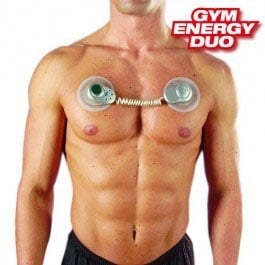 Gym Energy  Duo - Estimulador Muscular