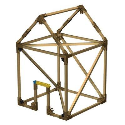 Engino - Mega Conjunto Engenharia Madeira