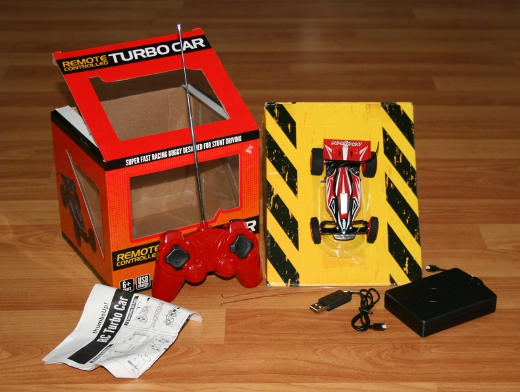 Buggy Turbo Car R/C
