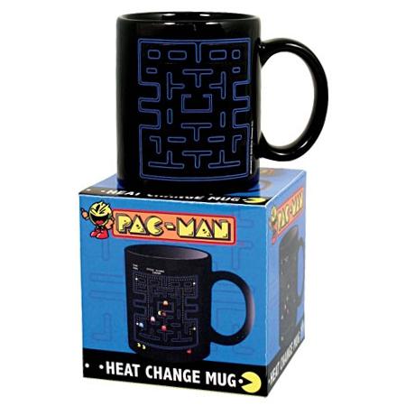 Caneca Muda de Aspecto Pac-Man