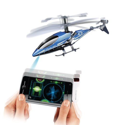 Heli Smart Control Sky 3 Canais iPod/iPhone/iPad/Android