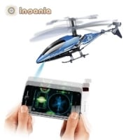 Heli Smart Control Sky 3 Canais iPod/iPhone/iPad/Android