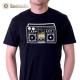 Camiseta Boombox