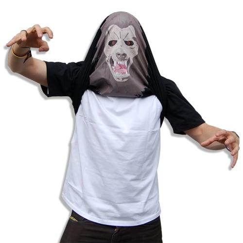 Camiseta Hombre Lobo