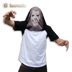 T-Shirt Lobisomem