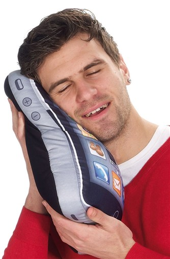 Almofada Tipo iPhone I-Pillow