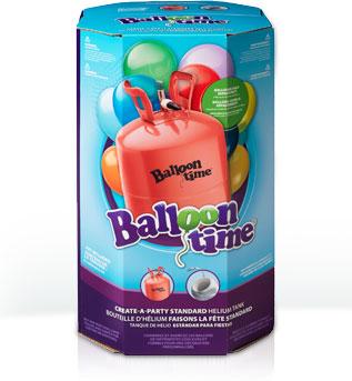 Hélio para 30 Balões