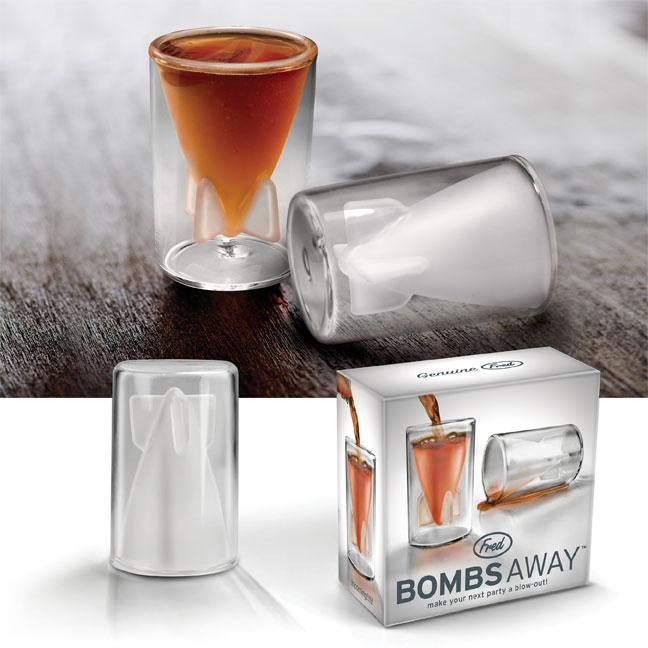 Copos de Shot Bombs Away (Pack 2) Fred