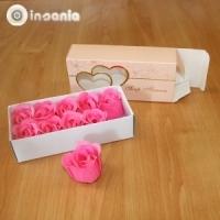 Pétalos de Rosa Jabón (Pack de 10)