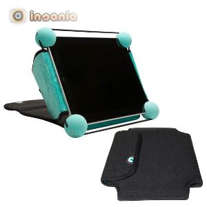 Funda Protectora Plegable iBallz - iPad 1 y iPad 2