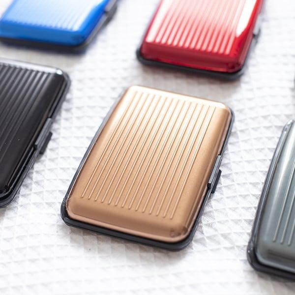 Aluma Wallet - Cartera de Aluminio